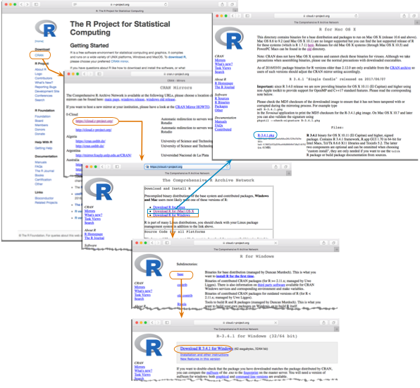 An Adventure in Statistics: adventr for R and RStudio